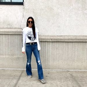 Pacsun Flared Jeans